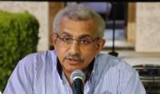 أسامة سعد دعا لمعارضة وطنية شاملة: الحكومة باتت خردة كما طوافات الحرائق