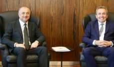بو صعب عرض مع رامبلنغ للأوضاع في لبنان والمنطقة