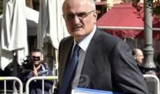 وزير المالية يحوّل اعتمادات المدارس للأسلاك العسكرية والأمنية