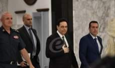 """حسّان دياب من رئيس حكومة """"معزول"""" إلى """"مبادِر ووسيط""""؟!"""