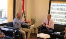 وزير البيئة تلقى دعوة رسمية لزيارة هولندا