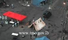 التحكم المروري: قطع السير على ساحة ساسين في الأشرفية