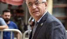 حوري: مواقف باسيللا تنسجم مع لقاء الساعات الخمس الذي جمعه بالحريري