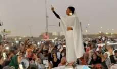 """خارجية السودان: نسبة مشاركة """"الكنداكات"""" في البرلمان القادم ستتجاوز 40 بالمئة"""