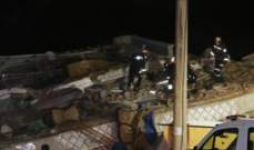 وزير الداخلية التركي: ارتفاع عدد الوفيات جراء الزلزال إلى 15 والبحث جار عن 30 مفقودا