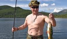 بوتين يغرقهم في بحر الخليج ويستجمّ في حمام السباحة