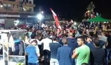 وفود عكارية احتشدت في ساحتي حلبا والعبدة ودعوات إلى إقفال الطرق