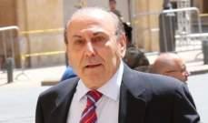 نصار: حناجر آلاف اللبنانيين لم تهز عروش ولا ضمير من هم متمسكون بكراسيهم