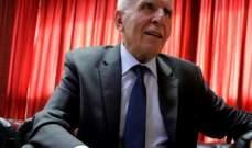 الأحمد اتصل بالبزري: نشكر موقفكم الداعم لحقوق الفلسطينيين في لبنان