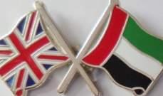 ولي عهد أبو ظبي يبحث مع المستشار العسكري البريطاني لشؤون الشرق الأوسط التعاون العسكري والدفاعي