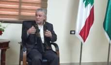 محمد نصر الله: الكورونا خطف الضوء من الحياة السياسية في البلد
