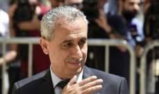 خواجة: من حقنا كمسؤولين ومواطنين معرفة من يقف وراء تأجيل زيارة العراق؟