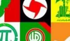 لقاء الأحزاب: أصابع الإرهاب الصهيوني واضحة في جريمة اغتيال زاده