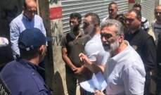 فرق التفتيش في وزارة العمل تابعت جولاتها التفتيشية في مناطق جبيبلية