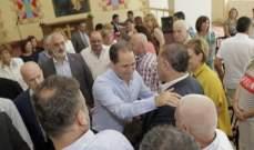 سامي الجميل: لن نركب اي موجة ضد مصلحة لبنان