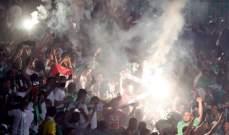 وفاة خمسة أشخاص في تدافع خلال حفل موسيقي بالجزائر