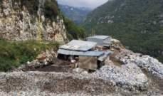 """معمل معالجة النفايات في بيت مري: """"بدل ما يكحّلها أعماها"""""""