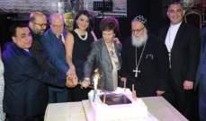 مستوصف مار شربل-البوشرية أقام عشاءه السنوي دعمًا للقضايا الإنسانية