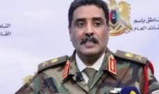 المسماري: المعركة ضد الإرهاب مستمرة والسراج أصبح الوجه السياسي للميليشيات المسلحة