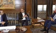 ابو فاعور: امر الليطاني لا يتعلق بابناء البقاع و ابناء الجنوب انما كل اللبنانيين