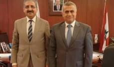 طرابلسي زار فؤاد أيوب: مرتاحون لحفظ التوازن الوطني في الجامعة