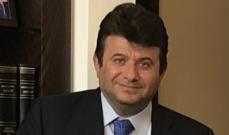بول كنعان: تنظيم عمالة الفلسطينيين مصلحة لبنانية وفلسطينية