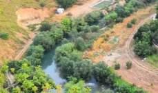 بلدية يحمر الشقيف باشرت بتنفيذ مشروع الغطاء الاخضر للبلدة