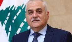 جبق: مشكلة مستشفى صيدا الحكومي حلت والموظفون سيقبضون مستحقاتهم باليومين المقبلين