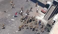 الوضع لا يزال متوتراً في باب التبانة في طرابلس