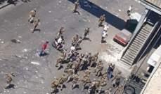 الهدوء يسود في باب التبانة بطرابلس بعد توقف الاحتجاجات التي شهدتها