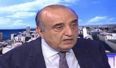 عبود: نطالب بمبعوث رئاسي للتفاوض مع السوريين لمرور البضائع اللبنانية المصدرة