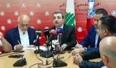 أبو فاعور: وزراء اللقاء الديمقراطي خرجوا من الجلسة ولم يخرجوا من الحكومة