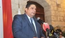 حبيش ينفي الإشاعات عن إعلان بلديات كسروان العصيان المدني وإقفال الطرقات الرابعة فجرا