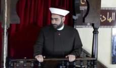 القطان انتقد بعض رجال الدين الذين يهولون بكورونا: لا داعي للهلع الشديد
