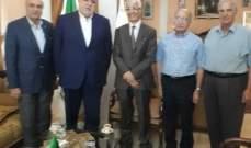 حمدان: مقتنعون بأن كل ما يحاك من مؤامرات أجنبية ضد الجزائر سيفشل
