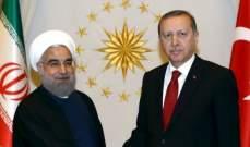 روحاني يقترح المساعدة على أردوغان في التعامل مع تبعات الزلزال
