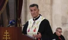 البطريرك الراعي: معرقلو ولادة الحكومة عادوا إلى منطق الحصص وهم أعداء لبنان