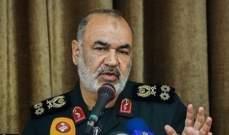 قائد الحرس الثوري الإيراني: الانتقام الاستراتيجي سينهي تواجد أميركا بالمنطقة