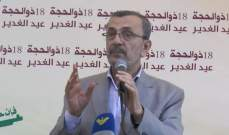 حسن عز الدين: المشاركة في العملية الانتخابية هي مسؤولية وطنية وأخلاقية