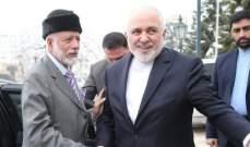 وزيرا خارجية إيران وسلطنة عمان بحثا في طهران بالقضايا ذات الإهتمام المشترك
