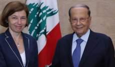 الرئيس عون: متمسكون بعودة النازحين السوريين دون انتظار الحل السياسي