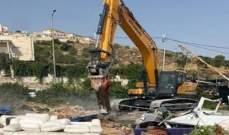 الجيش الإسرائيلي يستولي على مئات الدونمات الزراعية لفلسطينيين ببيت لحم
