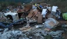 رئيس بلدية سير الضنية يطالب بإعادة فتح مكب عدوة لحل أزمة النفايات