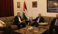 سفير فلسطين في لبنان: نشدد على ثبات شعبنا بارضه واستمرار نضاله لتحقيق اهدافه الوطنية