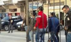 النشرة: محتجون اقفلوا مركزي ليبان بوست واوجيرو في زحلة
