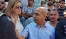 الخير تفقد وجمالي أضرار حريق طرابلس ووعدا بمساعدة المتضررين وتحديد المسؤوليات