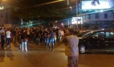 متظاهرون أكدوا ان مرافقي شهيب هم من أطلقوا النار في وسط بيروت
