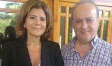 خريش زارت وهاب مع وفد من التيار وناقشت معه خارطة الطريق الإصلاحية