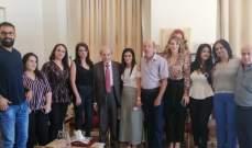 أنور الخليل يرحب بالمصالحة بين جنبلاط وارسلان: لتطبيق بنود اتفاق الطائف
