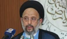 علي فضل الله: مشكلتنا مع العقل المتحجّر والمسكون بأسوأ محطّات التاريخ